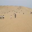 3日目…鳥取砂丘