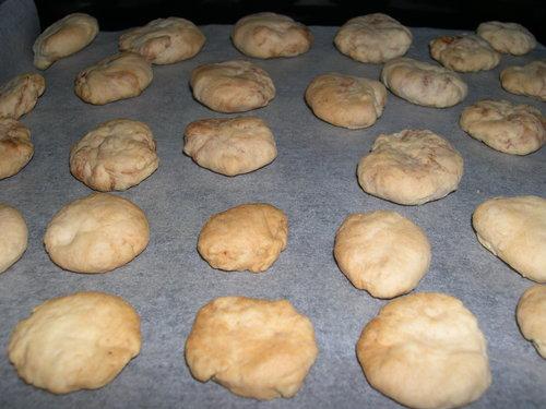 お手製クッキー②